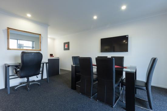 Tokoroa, Nieuw-Zeeland: Executive One Bedroom Dining