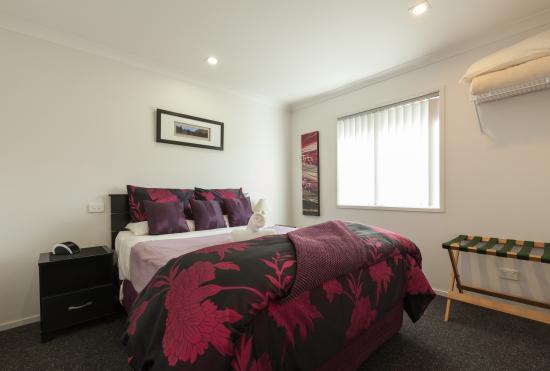 Tokoroa, Nieuw-Zeeland: Executive One Bedroom Bedroom