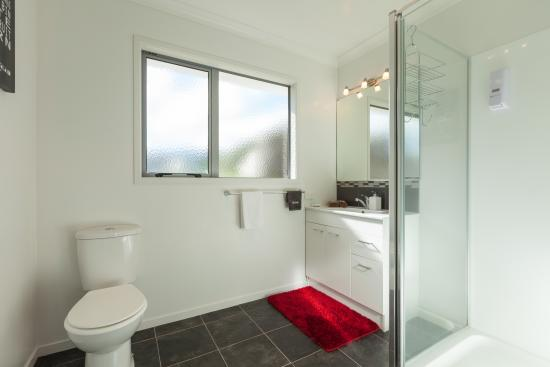 Tokoroa, Nueva Zelanda: Executive One Bedroom Bathroom