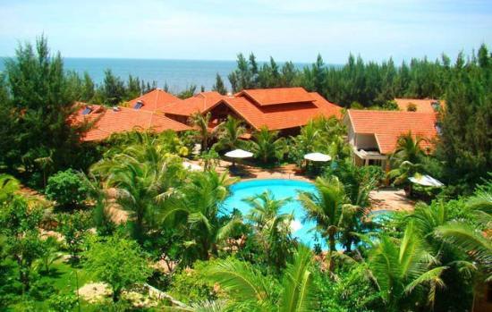 Sai Gon Suoi Nhum Resort: main