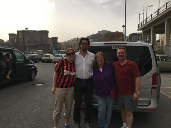 Francesco Marrapese Tours Aufnahme