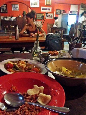 Warung Igelanca: i ate all alone like a monster