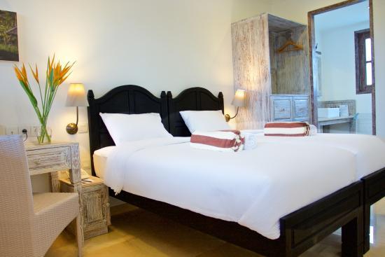 Padangbai, Indonesia: Superior Twin Room