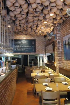 cute small mediterranean restaurant ホーチミン市 サフランの写真