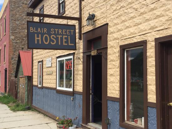 Blair Street Hostel : New face for New Name