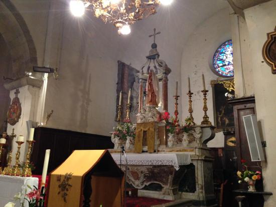 Eglise Collégiale de la Nativité de Notre-Dame