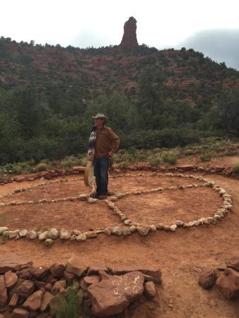 Joseph White Wolf Spiritual Land Tours
