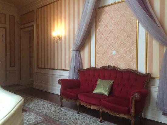 Hotel Le Manoir: Zeer mooie omgeving en vriendelijke Eigenaar vlakbij straatsburg en obernai.