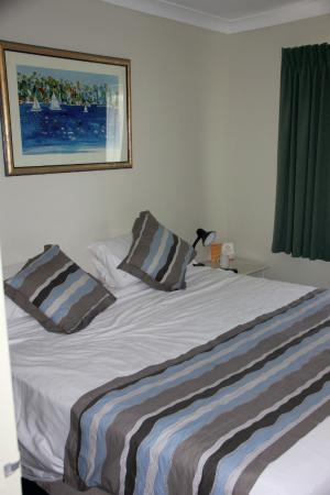 Sorrento, Australia: Bedroom have fitted wardrobes