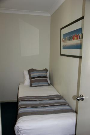 Sorrento, Australia: Twin beds in spare room
