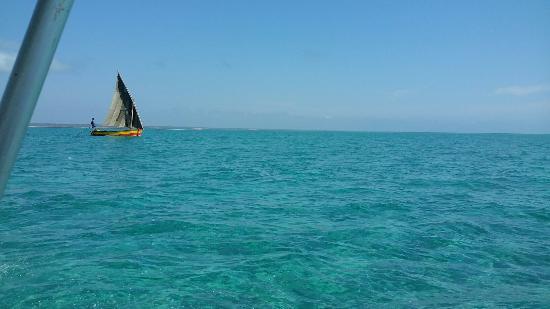 Kitesurfing Vilankulo