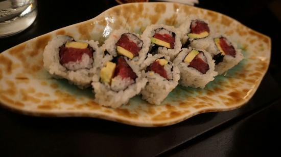 Kappa Japanese Restaurant: Excellent Japanese food,  the best in town