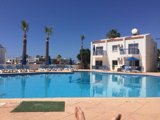Alexia Hotel Apartments Nice Clean Pool