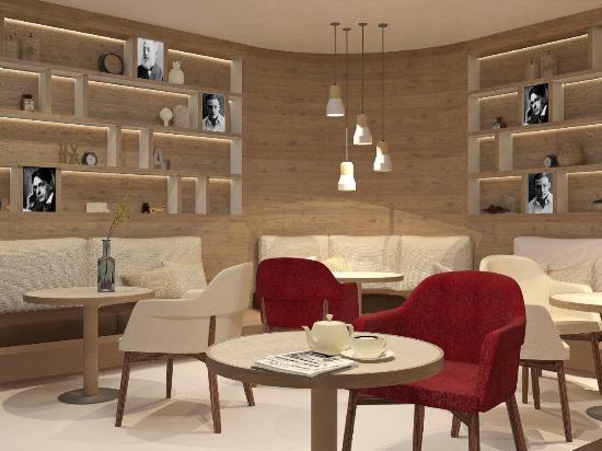 Rubner's Hotel Rudolf: Lounge