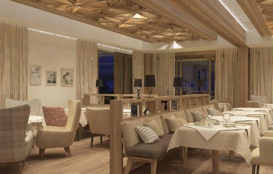 Rubner's Hotel Rudolf: Restaurant2