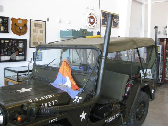 Vietnam Snorkel Jeep Note The Exhaust Pipe Like A Snorkel It Can Run Underwater Picture Of Regional Military Museum Houma Tripadvisor