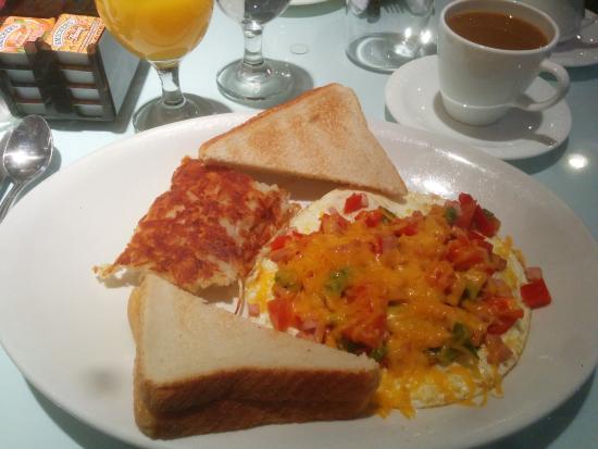 Somerset Inn: 朝食