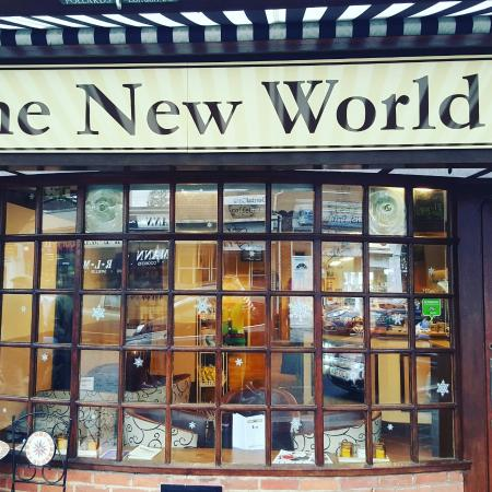 The New World Coffee Shop