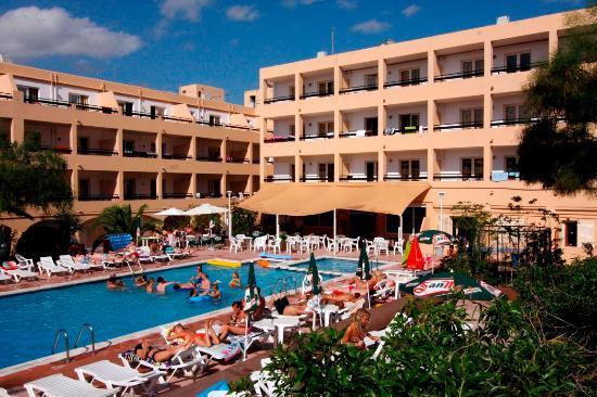 Great AzuLine Apartamentos Sunshine: Hotel