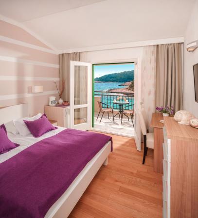 Milna, Croacia: Hotel
