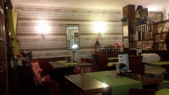 Valdagno, Ιταλία: Location all'interno ...magnifica!!