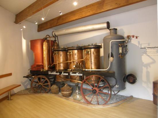 Musee de l'alambic - Distillerie Jean Gauthier