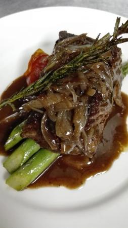 Restaurant El Xalet: Beef Bavette