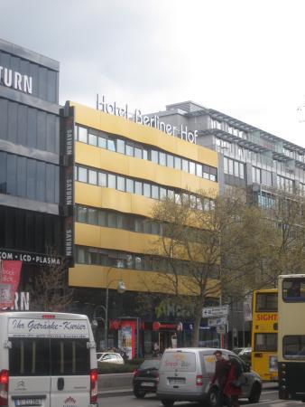 Berliner Hof Hotel: Berliner Hof