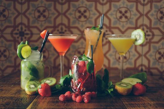 Νότια Ουαλία, UK: Bespoke cocktails