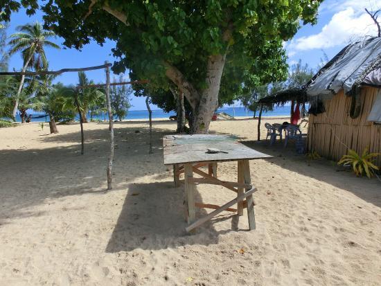 Uoleva Island, ตองกา: the resort