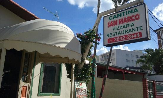 Cantina San Marcos