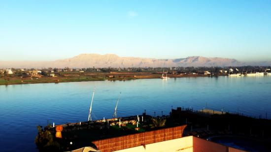Lotus Luxor Hotel: The Nile & Valley of the Pharaohs on the West Bank