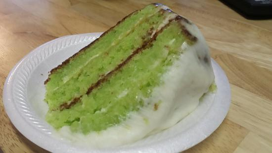 Whiting shrimp combo key lime cake picture of gordon 39 s for Whiting fish florida