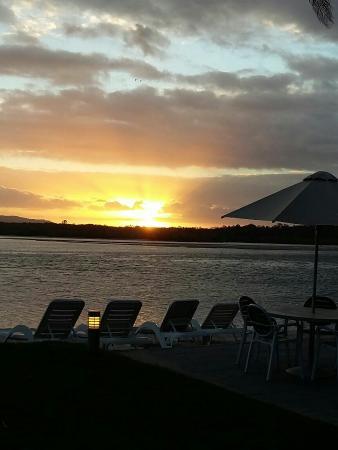 sunset from your balcony picture of culgoa point beach resort rh tripadvisor co za