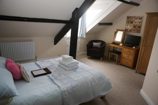 Epchris House: Double en suite room