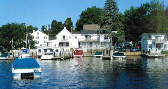 Wolfeboro, NH: Waterfront view