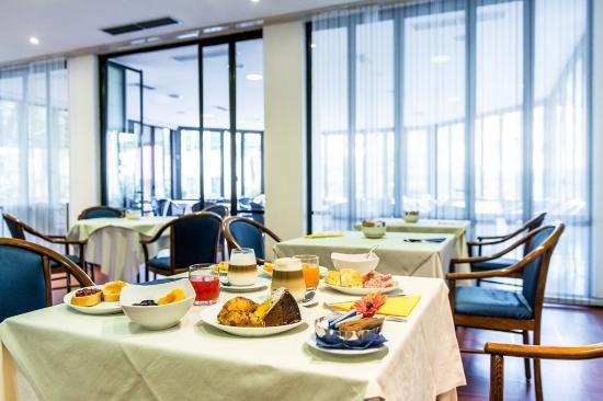 Hotel Astor: dolce colazione