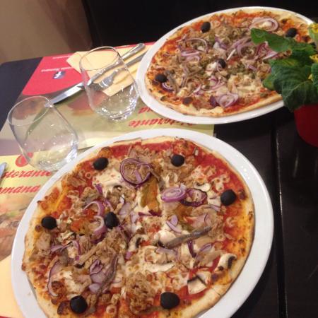 Restaurant pasta romana dans montrouge avec cuisine for Pasta romana
