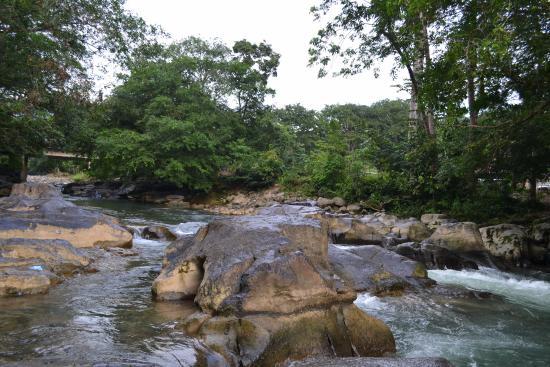 Rio Rumiyaco - Caliyaco