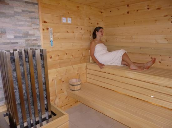 Valles, Włochy: Sauna