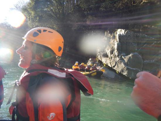 In azione picture of rockonda rafting bagni di lucca - Rafting bagni di lucca ...