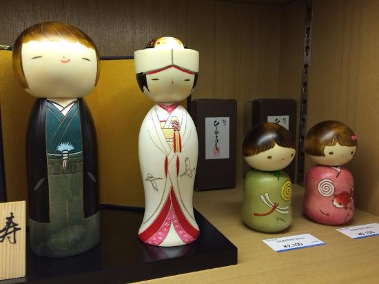 Very High Quality And Reasonably Priced At Kyoto Handicraft Center