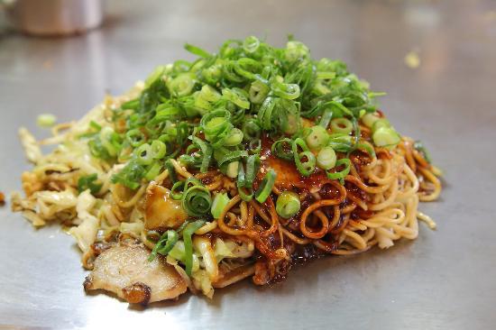 Okonomiyaki Hasegawa