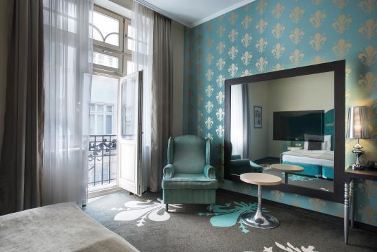 La Prima Fashion Hotel: Deluxe double plus room