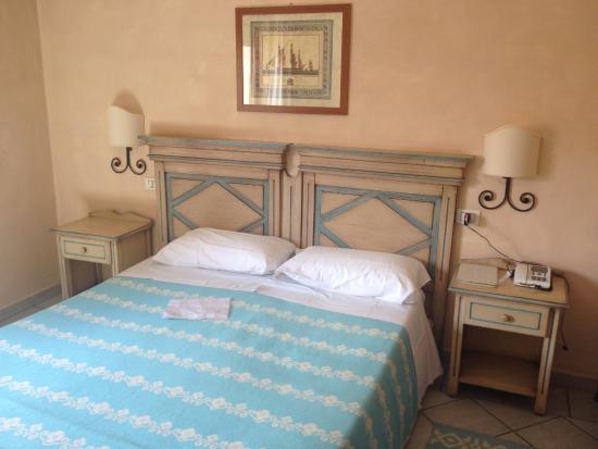 Colonna Palace Hotel Mediterraneo : Номер 101