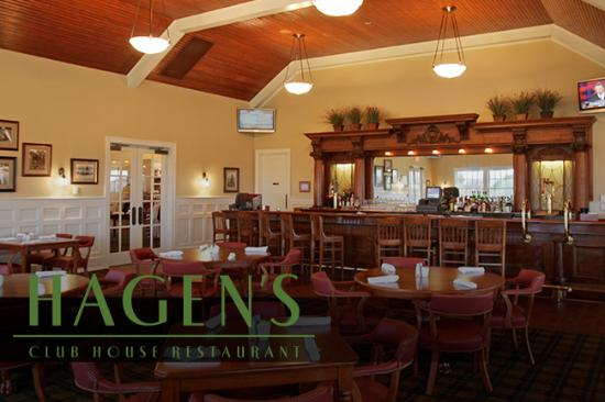 ‪Hagen's Club House Restaurant‬