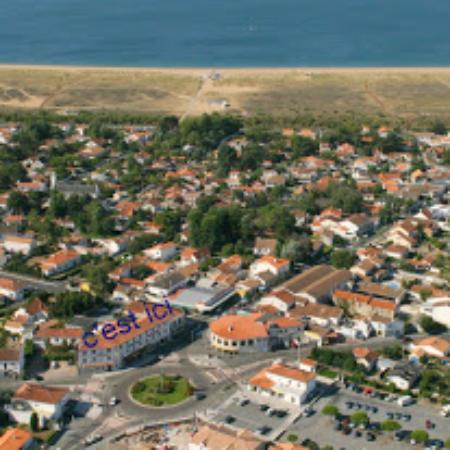 La Faute sur Mer, Prancis: La salle de bains