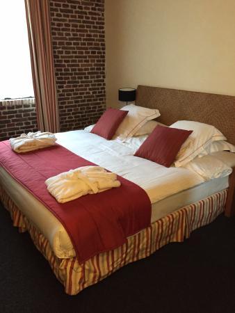 Excelente hotel com localização perfeita