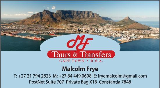 Constantia, Sør-Afrika: Fun Filled Scenic & Adventure Tours.