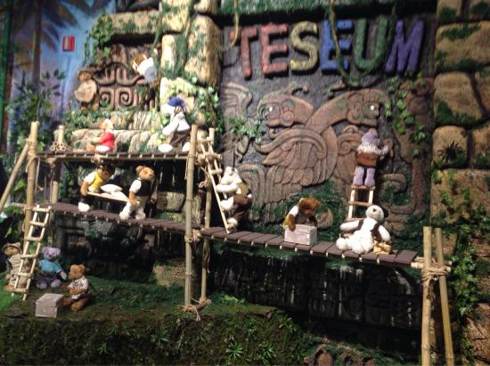 Teseum Seoul: For teddy bear lovers and those who like to take pictures